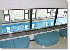 名古屋・水泳教室・スポーツクラブ・の温水プール・4F ギャラリー