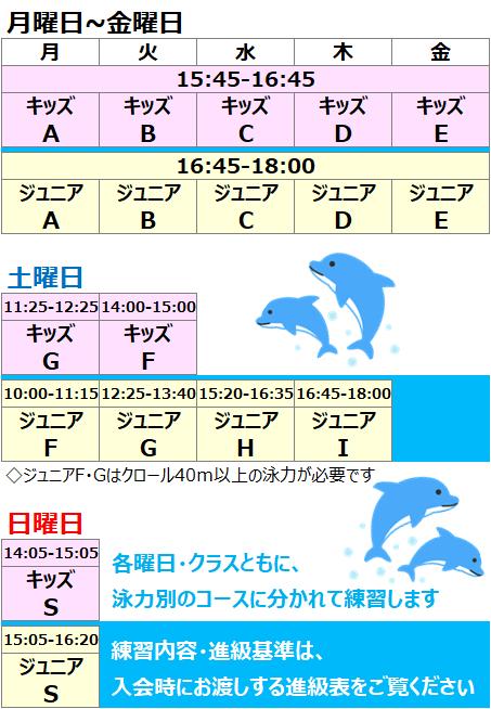幼児 小学生 スイミング 名古屋市熱田区 神宮前 水泳教室
